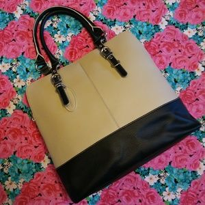 Wilsons Genuine Leather Tote Bag Purse